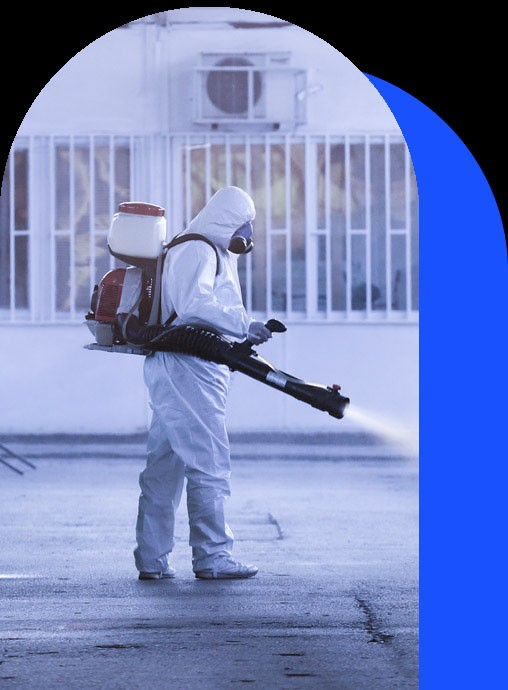 Services Disinfectant Spraying